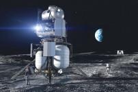Landefahrzeug Blue Origin