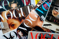 Vogue Magazin-Cover