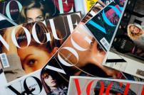 Vogue Magazin-Cover