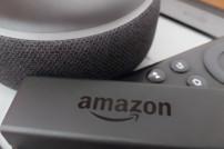 Verschiedene Geräte von Amazon: Fire, Kindle und Echo