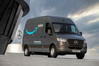 Mercedes-Benz Van für Amazon