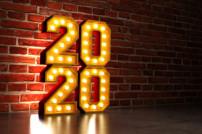 Highlights: 2020 mit Beleuchtung