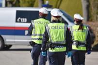 Polizisten in Österreich
