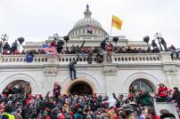 Protest am Kapitol