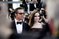 Hollywood-Superstars Angelina Jolie und Brad Pitt