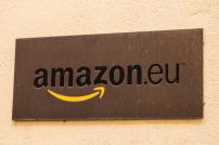 Amazon-Schild EU