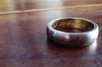 Der eine Ring aus Der Herr der Ringe