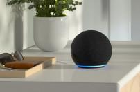 Amazons Lautsprecher Echo Dot