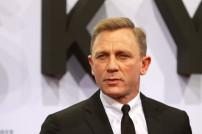 Schauspieler Daniel Craig bei Premiere von James Bond Skyfall