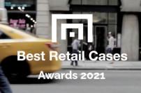 Best Retail Cases Awards, Screenshot Website