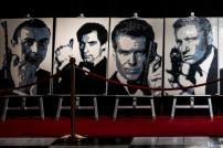 Verschiedene Schauspieler von James Bond