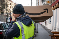 Amazon-Zusteller