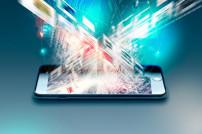 Smartphone das ausgespäht wird