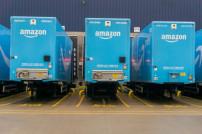 Logistikstandort von Amazon