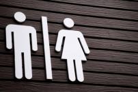Toiletten Symbole