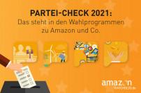 Partei-Check 2021: Amazon und Co.