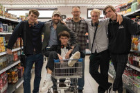 Mockumentary-Serie Die Discounter für Amazon Prime Video/