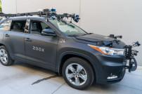 Selbstfahrendes Auto von Zoox