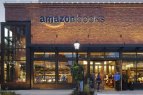 Amazon Buchhandlung Front