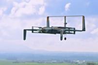 Amazons neue Drohnen.