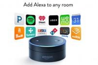 Amazon Echo Dot kommt auf den Markt