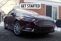 Ford mit integrierter Alexa-Software