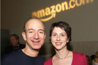 Jeff Bezos und MacKenzie