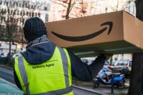 Amazon-Fahrer