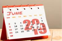 Juni-Kalender