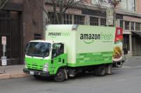 Amazon Fresh-Truck