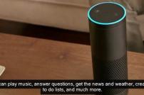 Was Amazon Echo kann.