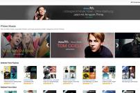 Amazon Prime Music Screenshot