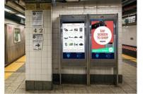 U-Bahn-Netz in New York