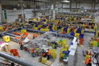 Amazon Logistikzentrum Leipzig