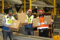 Amazon Mitarbeiter Logistik