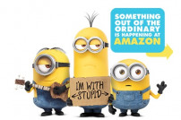 Minions bei Amazon