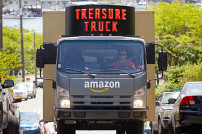 Treasure Truck von Amazon