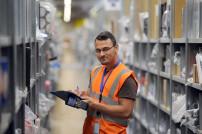 Amazon Logistikzentrum