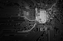 IT und Cloud: Hightech in Nahaufnahme
