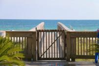 Hamptons: Strand und Blick aufs Meer