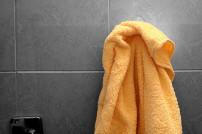 Towel / Handtuch am Haken