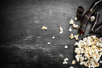 Film und Popcorn