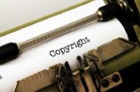 Copyright-Schreibmaschine
