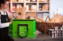 Amazon-Fresh-Lieferung wird vorbereitet