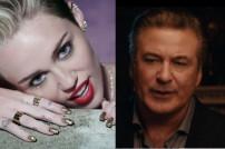 Amazon kooperiert mit Miley Cyrus und Alec Baldwin