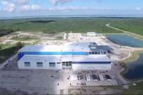 Blue-Origin-Gebäude