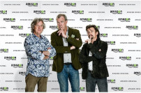 Jeremy Clarkson, James May und Richard Hammond