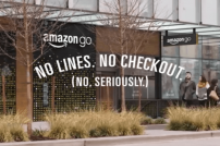 Amazon Go Supermarkt