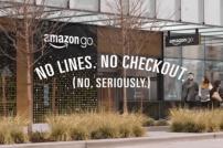 Amazon Go Supermarkt