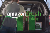 Amazon Fresh Pick Up